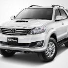 Harga dan Spesifikasi Toyota New Fortuner 2013