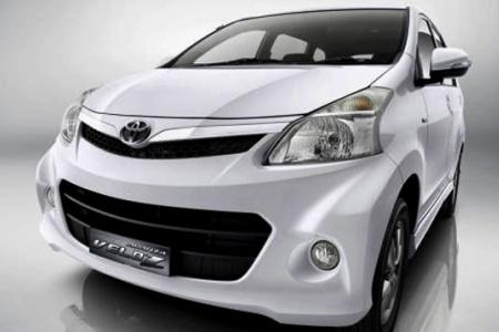 Toyota New Avanza Veloz 2013