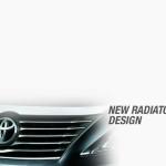Eksterior Mobil Sedan Toyota All New Camry 2.5G 2014 5