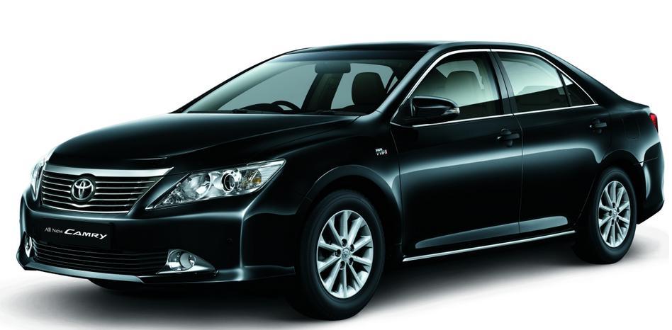 Toyota All New Camry 2.5G 2014 gambar spesifikasi harga