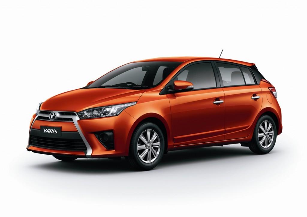 Harga Dan Spesifikasi Toyota All New Yaris Yang Sportis