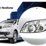 Toyota New Rush exterior headlamp