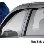 Toyota New Rush exterior kaca