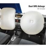 Toyota new rush keamanan dual srs airbags