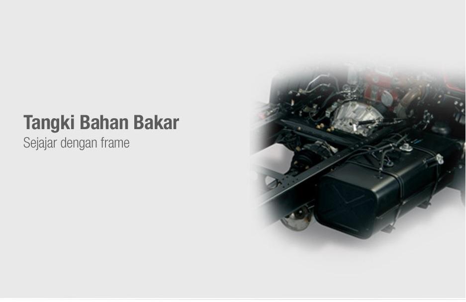 Harga Dan Spesifikasi truk Toyota Dyna All Variant tangki bahan bakar