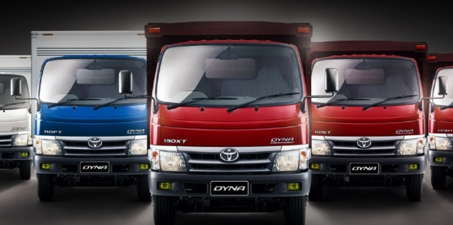 Harga Dan Spesifikasi truk Toyota Dyna All truck Variant