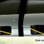 Fitur safety dan keamanan Toyota Kijang Innova - side impact beam