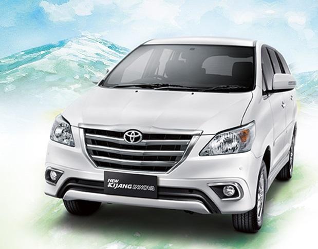 Harga Dan Spesifikasi Toyota New Kijang Innova