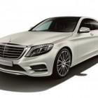 Mercedes-Benz S550 Premium Sports, mobil sport kelas premium rilis di Jepang