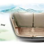 Toyota Kijang Innova aksesoris - luggage tray