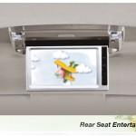 Toyota Kijang Innova aksesoris - rear set entertainment