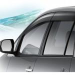 Toyota Kijang Innova aksesoris - side visor
