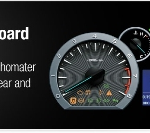 Toyota alphard dashboard