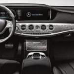interior Mercedes-Benz S550 Premium Sports