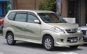 Toyota Avanza generasi pertama