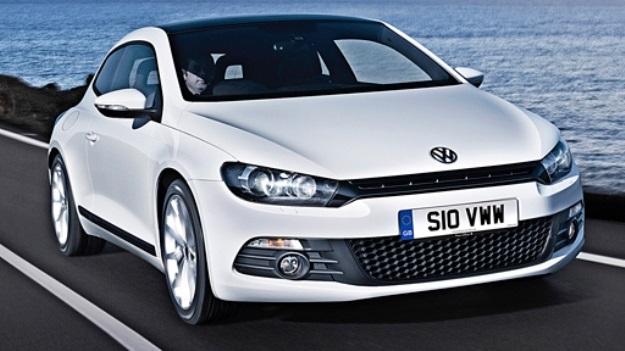 Volkswagen Scirocco mobil sport murah