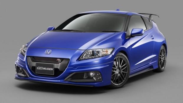 spesifikasi Honda CR-Z Mugen RZ indonesa