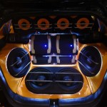 Modifikasi audio sedan