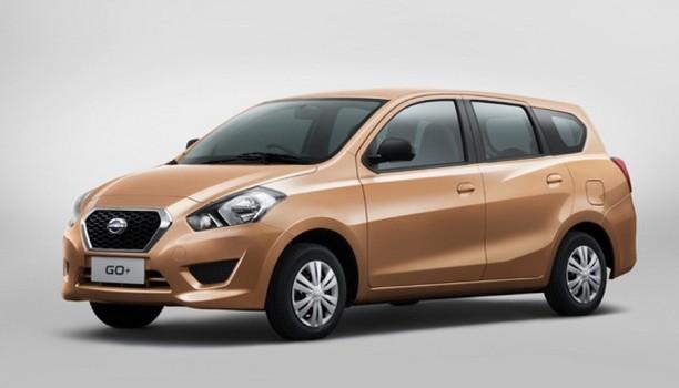Datsun Go+ Panca mobil murah awet