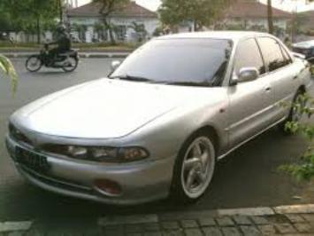 Mitsubishi Galant VR SOHC, mobil bekas murah berkualitas