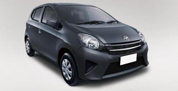 Toyota Agya mobil murah dan awet