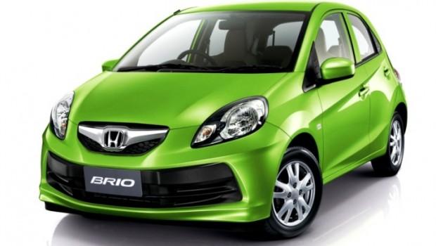mobil murah 2015 Honda Brio Satya