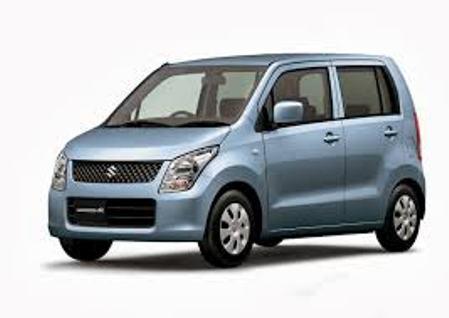 mobil murah dan awet awal 2015 Suzuki Karimun Wagon R