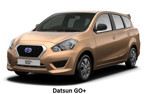 Mobil Nissan Datsun GO+ awetkah