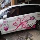 Macam-macam Stiker Mobil Toyota Avanza