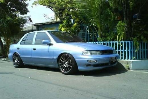 Timor dohc 2000 mobil bekas