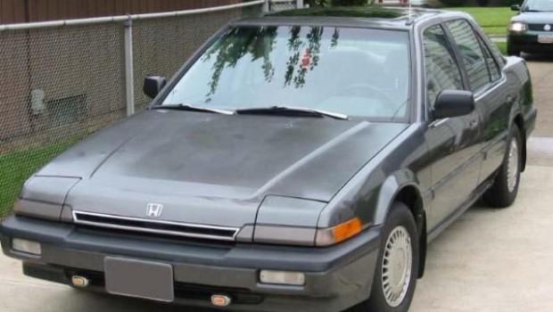mobil sedan bekas Honda Accord 1987