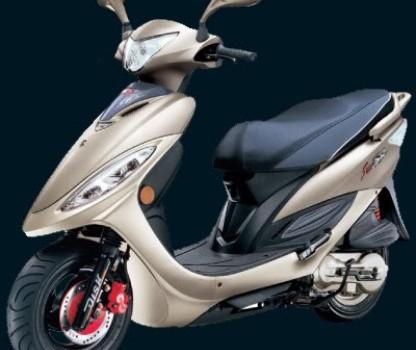 motor Kymco Trend ST nyaman digunakan