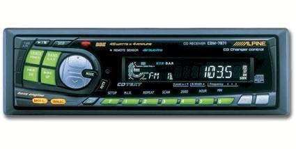 Audio mobil Alpine