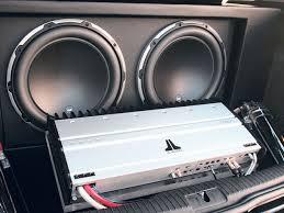 JL Audio mobil