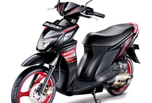 Suzuki Nex FI irit bbm