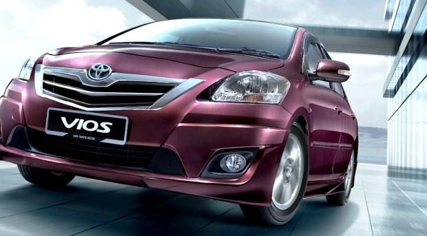 Toyota Vios G mobil sedan murah