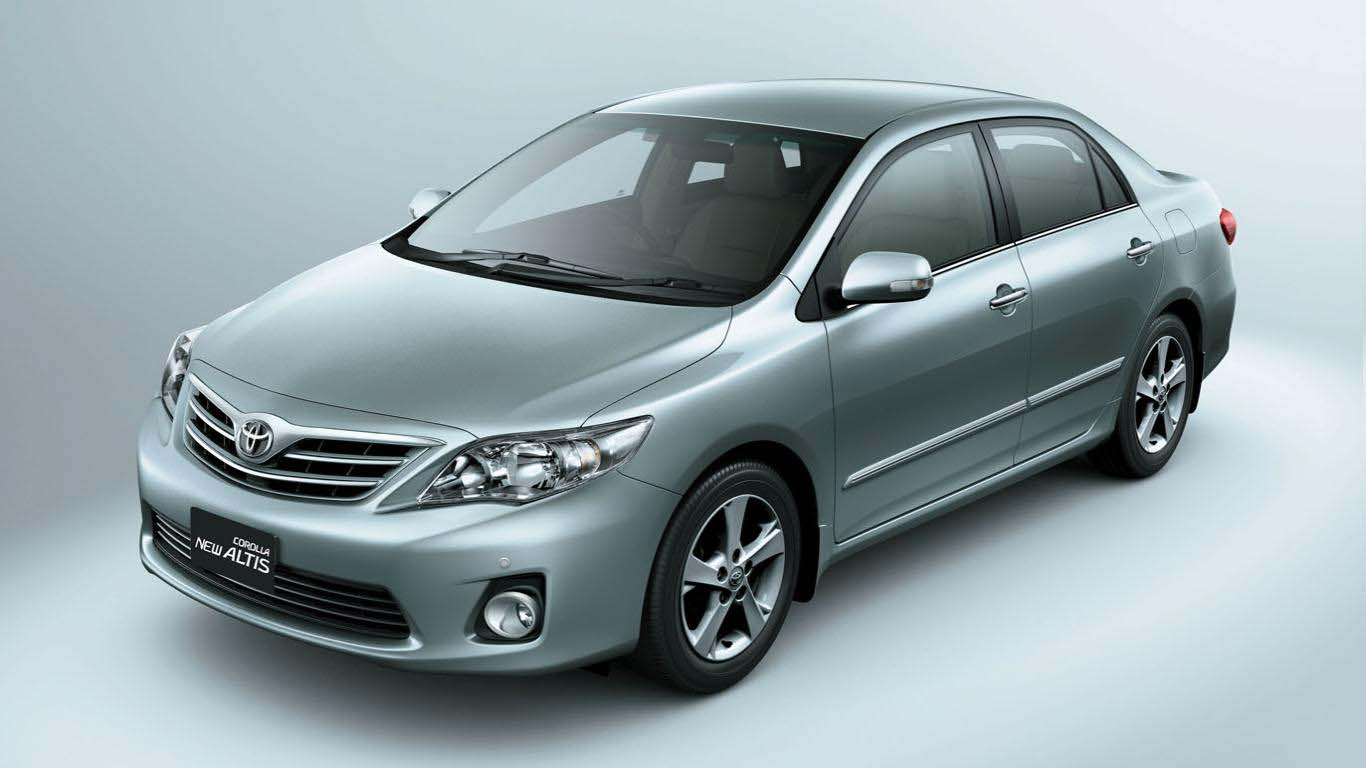 Harga Toyota Corolla Bekas Tidak Dibanderol Mahal Bursa