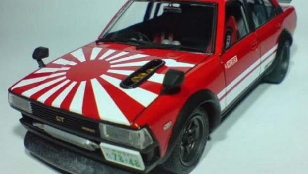 Ide Modifikasi Mobil Antik Toyota Corolla DX