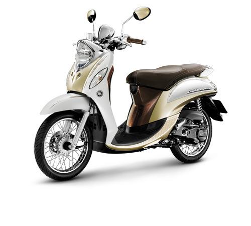 gambar Yamaha Mio Fino FI  harga 13 jutaan