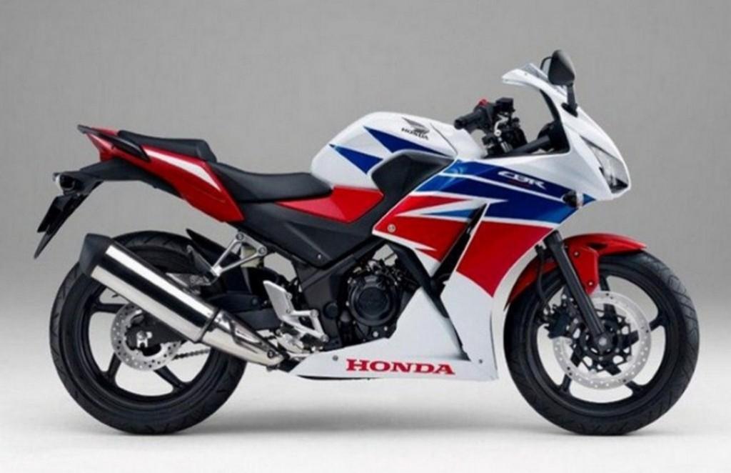 Honda CBR 250R motor warna keren 46 jutaan