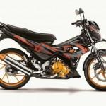 gambar Modifikasi Motor Suzuki super keren banget