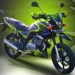 gambar foto Modifikasi Motor Suzuki keren abis