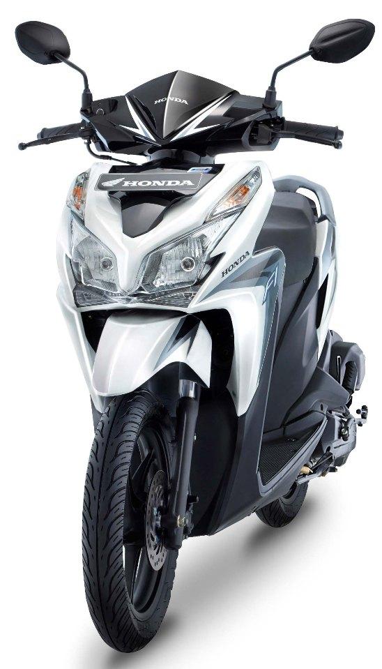 harga Scooter Honda Vario 125 CBS 2013 17 jutaan
