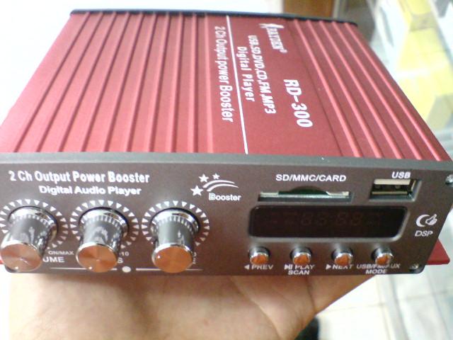 Amplifier Murah Bagus untuk Mobil