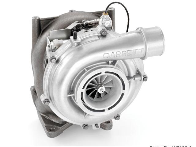 Turbocharger sebagai alat penambah performa mesin