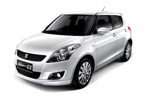 Mobil MPV All New Suzuki Swift