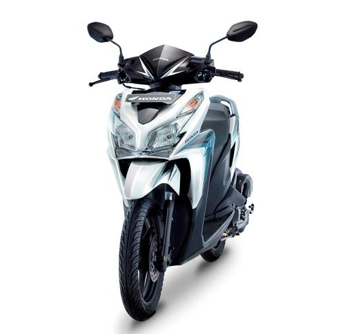 Honda Vario Techno 125 ISS motor shockbreaker empuk