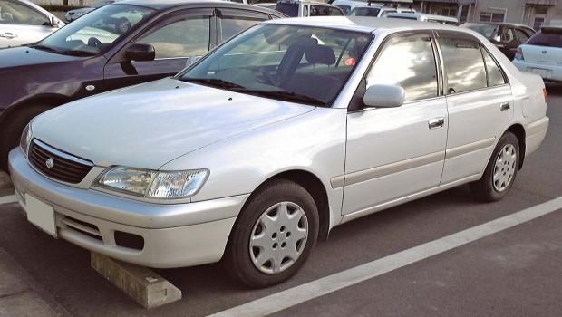 gambar toyota Corona 1996  mobil sedan bekas keren dan mewah