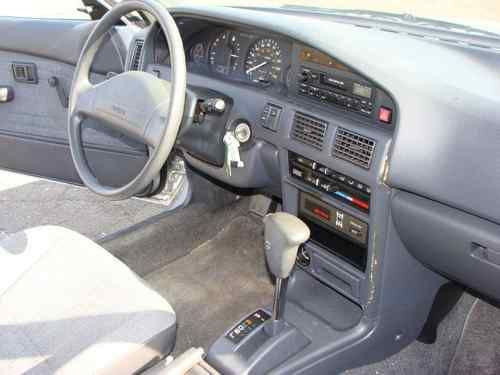 interior Toyota Corolla 1990 yang keren