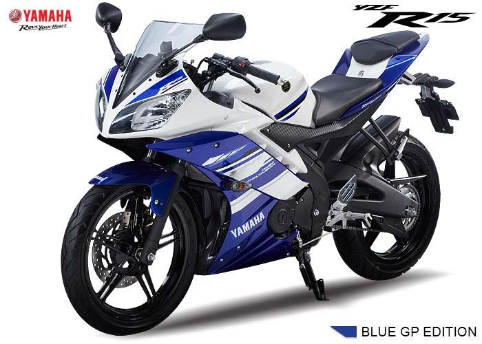 Motor sport murah dan nyaman Yamaha R15 harga 29 jutaan